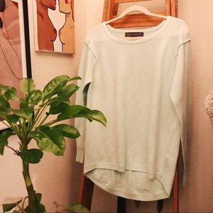 Mint Crew Neck Sweater
